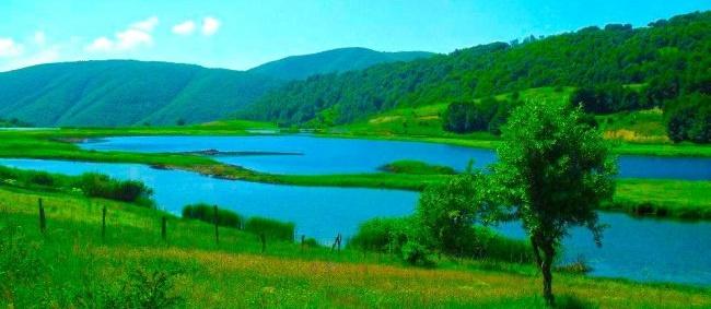 Osmancık Gölbel Gölü