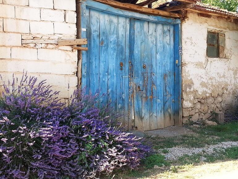 Kuyucak Köyü Taş Sokaklar