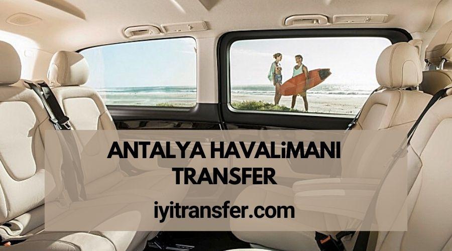 Antalya Havalimanı Transfer Hizmetleri Gelişiyor