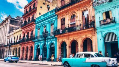 Havana Gezilecek Yerler; Rengin Şehri