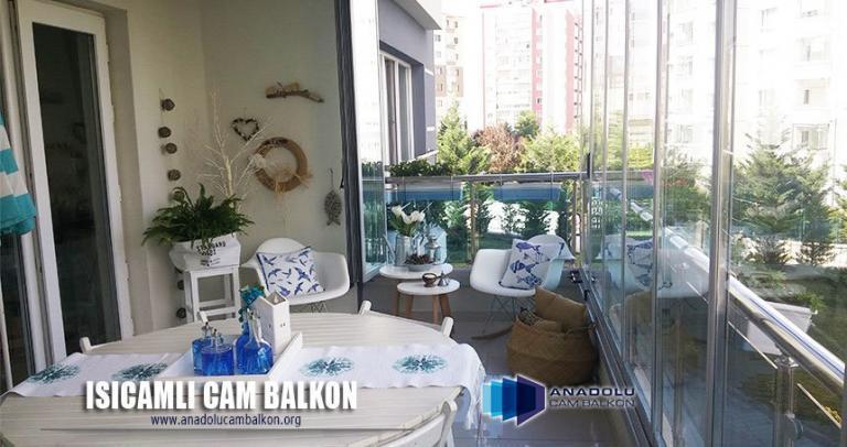 Yeni Nesil Isıcamlı Cam Balkon