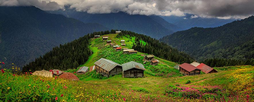 Doğu Karadeniz; Bulutlara Yakın Yeryüzü Cenneti