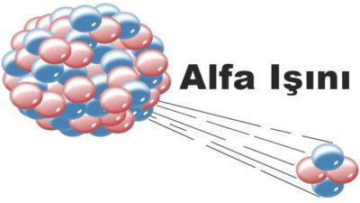 Alfa Işını Nedir?