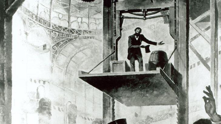 Asansör Ne Zaman İcat Edildi Tarihçesi