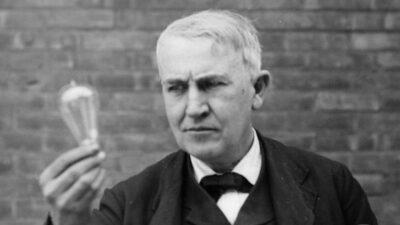 Edisonun Ampülü İcadı