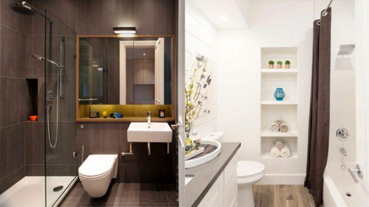 Banyo Dekorasyonu İçin Mobilya Seçimleri