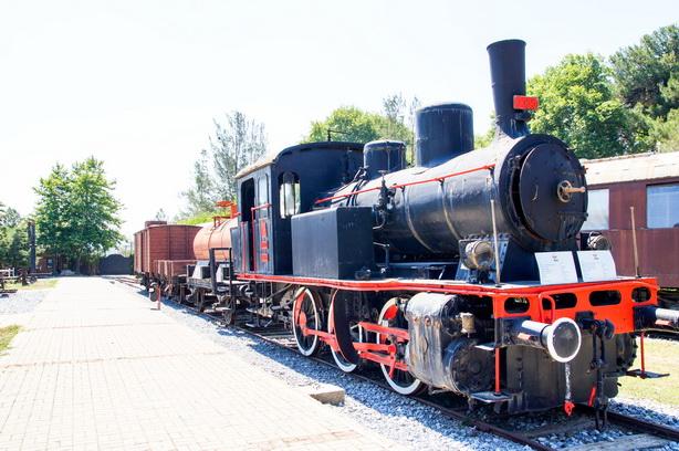 Çamlık Açıkhava Lokomotif Müzesi