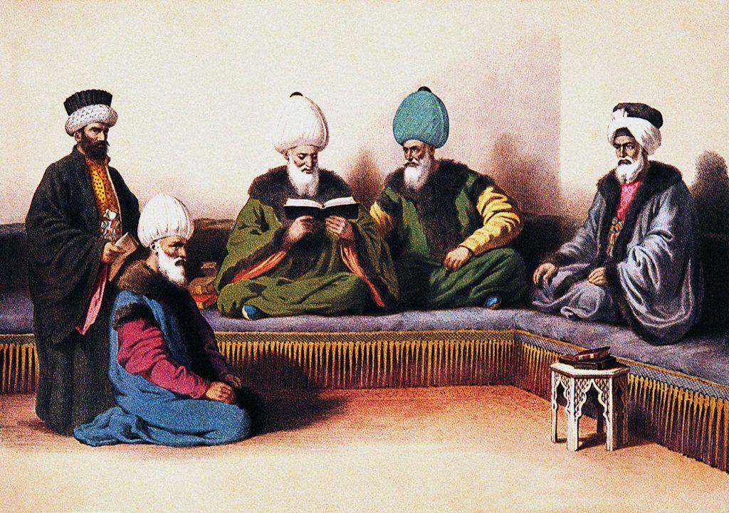 İslamiyetten Önceki Türk Devletlerinde Hukuk