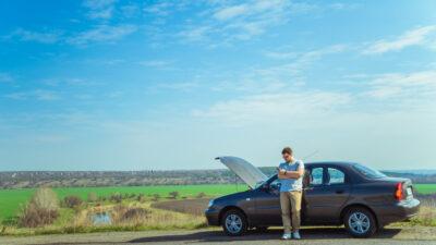 Arabayla Yolda Kalınca Ne Yapmalı?
